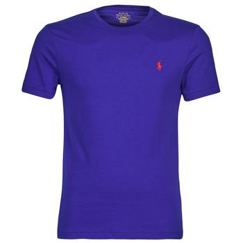 Îmbracaminte Bărbați Tricouri mânecă scurtă Polo Ralph Lauren SOPELA Albastru