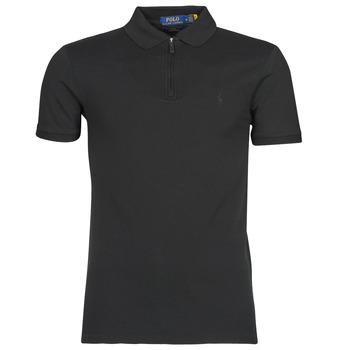 Îmbracaminte Bărbați Tricou Polo mânecă scurtă Polo Ralph Lauren BATTYNA Negru
