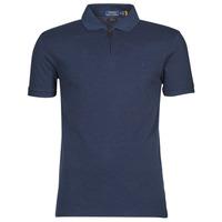 Îmbracaminte Bărbați Tricou Polo mânecă scurtă Polo Ralph Lauren BATTYNA Albastru