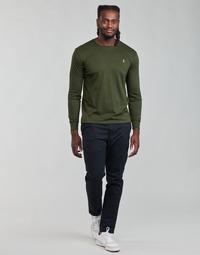 Îmbracaminte Bărbați Pantalon 5 buzunare Polo Ralph Lauren ALLINE Negru