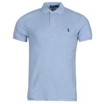 Îmbracaminte Bărbați Tricou Polo mânecă scurtă Polo Ralph Lauren DOLINAR Albastru