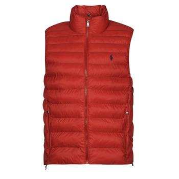 Îmbracaminte Bărbați Geci Polo Ralph Lauren PEROLINA Roșu