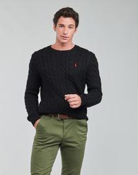 Îmbracaminte Bărbați Pulovere Polo Ralph Lauren SERINA Negru