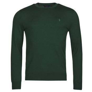 Îmbracaminte Bărbați Pulovere Polo Ralph Lauren AMIRAL Verde