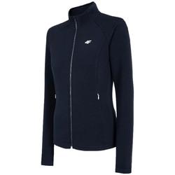 Îmbracaminte Femei Bluze îmbrăcăminte sport  4F Women's Sweatshirt Bleu marine