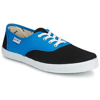 Pantofi Pantofi sport Casual Victoria INGLESA BICOLOR Albastru / Negru