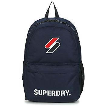 Genti Rucsacuri Superdry SUPERDRY CODE MONTANA Albastru