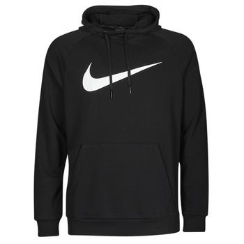 Îmbracaminte Bărbați Hanorace  Nike NIKE DRI-FIT Negru