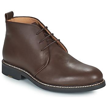 Pantofi Bărbați Pantofi Derby Pellet MIRAGE Maro