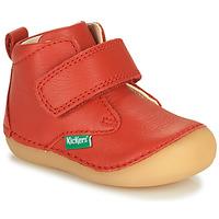 Pantofi Copii Ghete Kickers SABIO Roșu