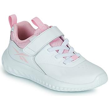 Pantofi Fete Pantofi sport Casual Reebok Sport RUSH RUNNER Alb / Roz