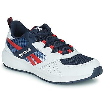 Pantofi Băieți Pantofi sport Casual Reebok Sport ROAD SUPREME Alb / Albastru / Roșu