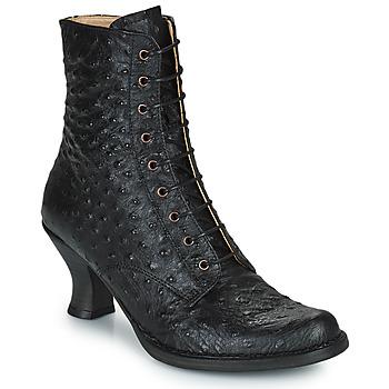 Pantofi Femei Botine Neosens ROCOCO Negru