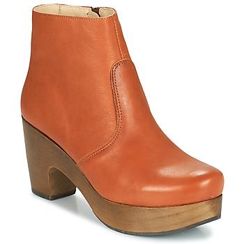 Pantofi Femei Botine Neosens ST LAURENT Maro