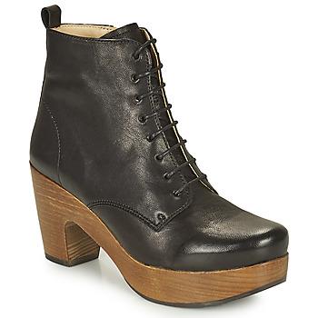 Pantofi Femei Botine Neosens ST LAURENT Negru