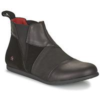 Pantofi Femei Ghete Art LARISSA Negru