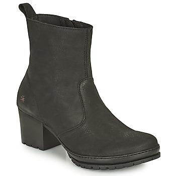 Pantofi Femei Botine Art CAMDEN Negru