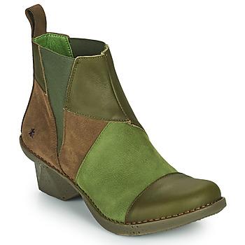 Pantofi Femei Botine Art OTEIZA Kaki