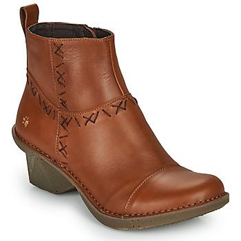 Pantofi Femei Botine Art OTEIZA Maro