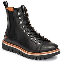 Pantofi Ghete Art TORONTO Negru
