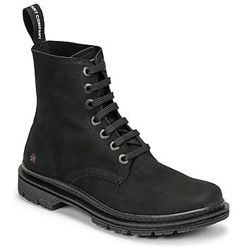 Pantofi Ghete Art BIRMINGHAM Negru