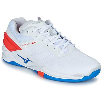 Pantofi Bărbați Sport de interior Mizuno STEALTH NEO Alb / Albastru