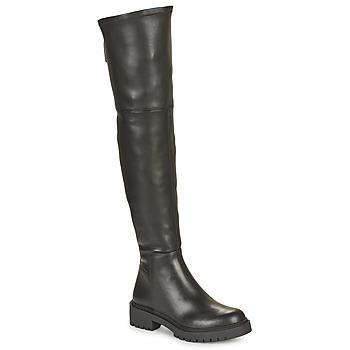 Pantofi Femei Cizme casual Unisa GINKO Negru