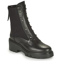 Pantofi Femei Ghete Unisa JARBE Negru