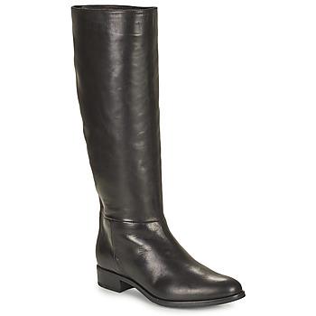 Pantofi Femei Cizme casual Unisa BLEND Negru