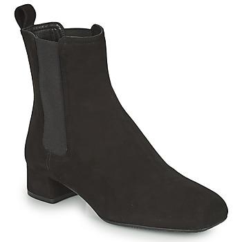 Pantofi Femei Botine Unisa GUSO Negru
