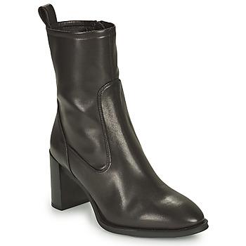 Pantofi Femei Botine Unisa UNTIL Negru