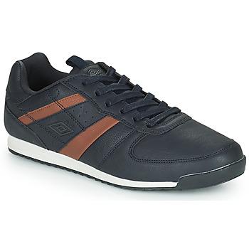 Pantofi Bărbați Pantofi sport Casual Umbro LINSI Negru / Maro