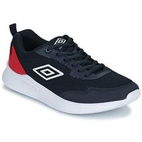 Pantofi Copii Pantofi sport Casual Umbro LAGO LACE Albastru / Roșu