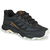 Pantofi Bărbați Drumetie și trekking Merrell MOAB SPEED GTX Negru