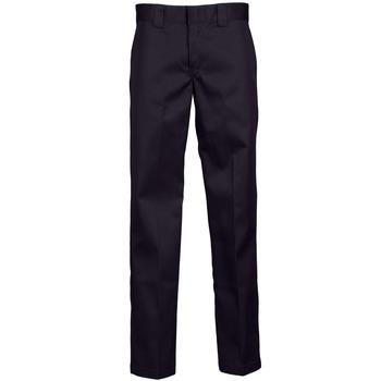 Îmbracaminte Bărbați Pantalon 5 buzunare Dickies WORK PANT Negru