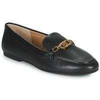 Pantofi Femei Mocasini Lauren Ralph Lauren AVERI Negru