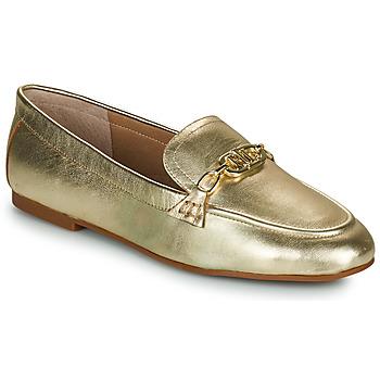 Pantofi Femei Mocasini Lauren Ralph Lauren AVERI Auriu