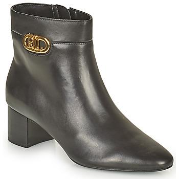 Pantofi Femei Botine Lauren Ralph Lauren WYNNIE Negru