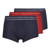 Lenjerie intimă Bărbați Boxeri Eminence LE33 X3 Albastru / Roșu / Albastru