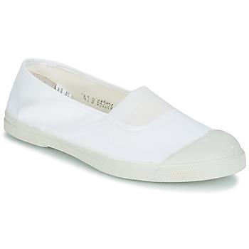 Pantofi Femei Pantofi sport Casual Bensimon TENNIS ELASTIQUE Alb