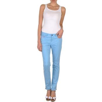 Îmbracaminte Femei Pantalon 5 buzunare Brigitte Bardot AUBE Albastru