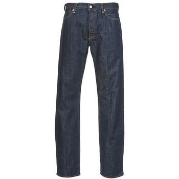 Îmbracaminte Bărbați Jeans drepti Levi's 501® Levi's®ORIGINAL FIT Albastru