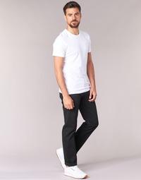 Îmbracaminte Bărbați Jeans drepti Levi's 501® Levi's®ORIGINAL FIT Black / 80701