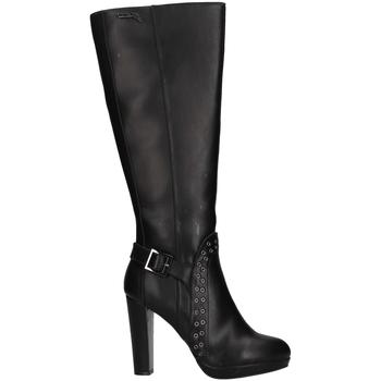 Pantofi Femei Cizme casual Gattinoni PINMD0920WC BLACK