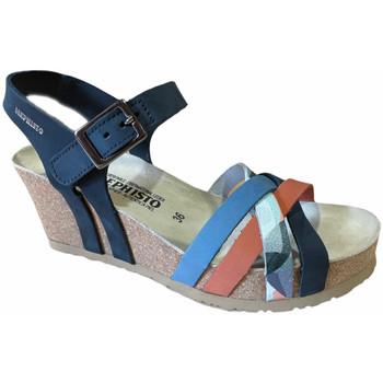 Pantofi Femei Sandale  Mephisto MEPHLANNYnavy blu