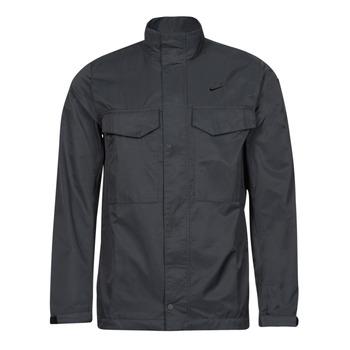 Îmbracaminte Bărbați Jachete Nike M NSW SPE WVN UL M65 JKT Negru