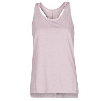Îmbracaminte Femei Maiouri și Tricouri fără mânecă Nike NIKE YOGA Violet