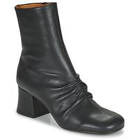 Pantofi Femei Botine Chie Mihara MERU Negru / Maro