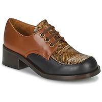 Pantofi Femei Mocasini Chie Mihara TUDU Maro / Negru