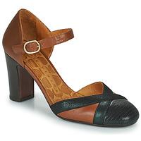Pantofi Femei Pantofi cu toc Chie Mihara WABE Camel / Negru